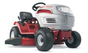 White LT 1855 lawn tractor photo