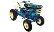Bolens 230 Ride-A-Matic lawn tractor photo