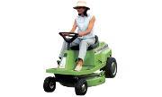 Deutz-Allis 830 Sprint lawn tractor photo
