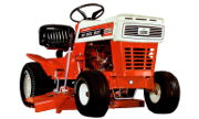 Craftsman 536.9633 lawn tractor photo