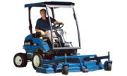 New Holland MC35 lawn tractor photo