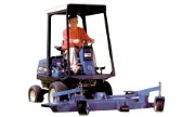 New Holland CM274 lawn tractor photo