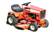 J.I. Case 108 XC lawn tractor photo