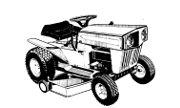 MTD 485 lawn tractor photo