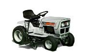 Sears GT-16 Twin 502.25704 lawn tractor photo