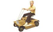 Bolens 8724 Suburban lawn tractor photo