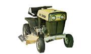 Craftsman 131.9646 lawn tractor photo
