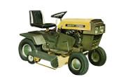 Craftsman 131.9671 lawn tractor photo