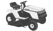 Craftsman 917.25465 lawn tractor photo