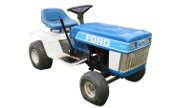 Ford LT-11H lawn tractor photo