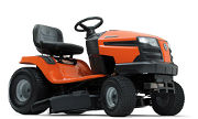 Husqvarna LTH1742 Twin lawn tractor photo