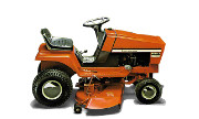 Allis Chalmers 608LT lawn tractor photo