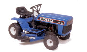 Ford LT-10 lawn tractor photo
