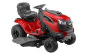RedMax YT1846 96043023500 lawn tractor photo