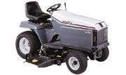 White GT-1600 lawn tractor photo