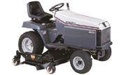 White GT-2000 lawn tractor photo