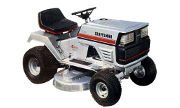 Craftsman 502.25575 lawn tractor photo