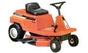 Allis Chalmers 830 Sprint lawn tractor photo