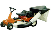 Allis Chalmers 508 1690069 lawn tractor photo