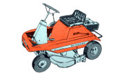 Allis Chalmers Scamper 8 lawn tractor photo