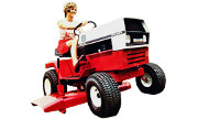 Roper L811 Rally lawn tractor photo