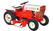 Sears Custom 600 lawn tractor photo
