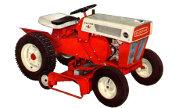 Sears Custom 6 lawn tractor photo