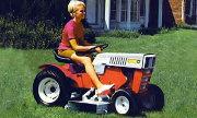 Sears Custom 8 lawn tractor photo