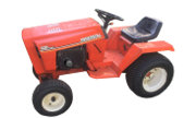 Ingersoll 226 lawn tractor photo
