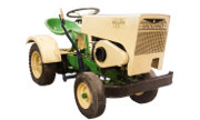 Midland Company Bull Pup R-70 lawn tractor photo