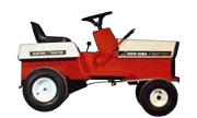 New Idea EGT-80 lawn tractor photo