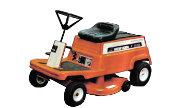 New Idea R36 lawn tractor photo