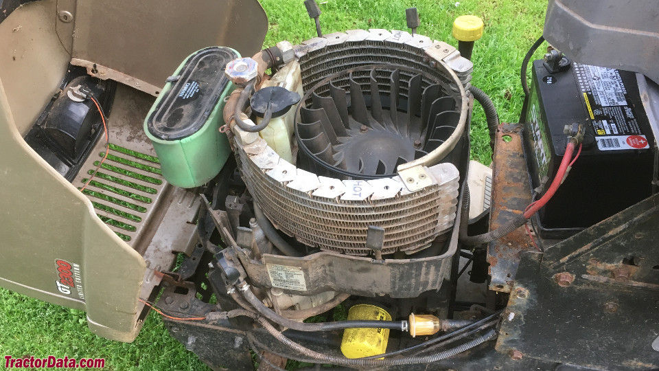 Craftsman 917.27344 engine image