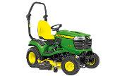 John Deere X940 lawn tractor photo