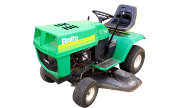 Roper Rally GT250 lawn tractor photo