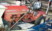 Gravely 8128 lawn tractor photo