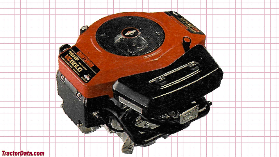 Craftsman 917.25589 engine image