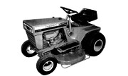 Yard-Man 3400 lawn tractor photo