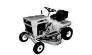 Yard-Man 3480 lawn tractor photo