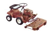 Yard-Man 3180 600 lawn tractor photo