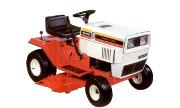 Yard-Man 13618 lawn tractor photo