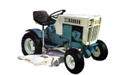 Sears SS-15 917.2538 lawn tractor photo