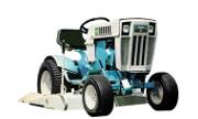 Sears Suburban 15 917.2520 lawn tractor photo