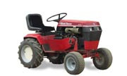 Wheel Horse 417-8 lawn tractor photo
