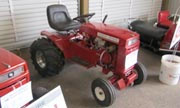 Wheel Horse 8HP 4-Speed lawn tractor photo