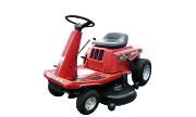 Honda HT-R3811 lawn tractor photo