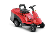 Honda HF1211 lawn tractor photo