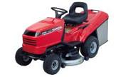 Honda HF2216 lawn tractor photo
