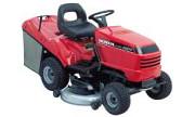 Honda HF2220 lawn tractor photo