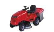 Honda HF2315 lawn tractor photo